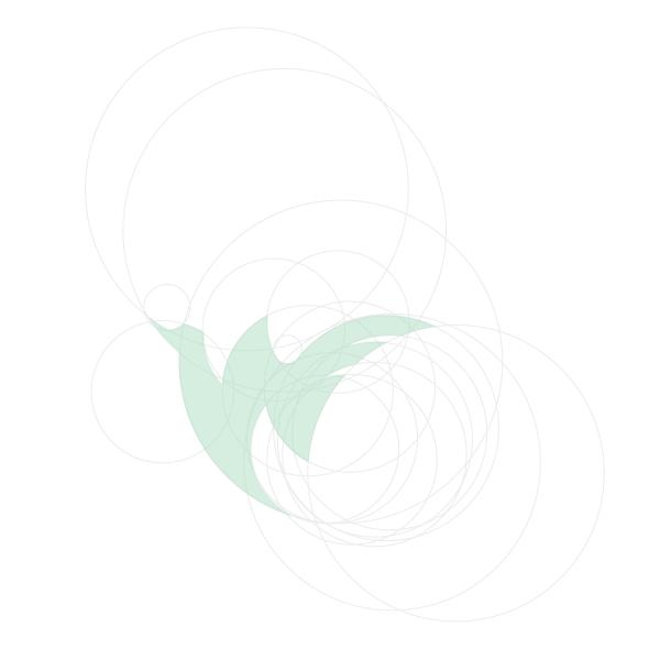 和光バーディゴルフクラブ/ロゴデザイン
